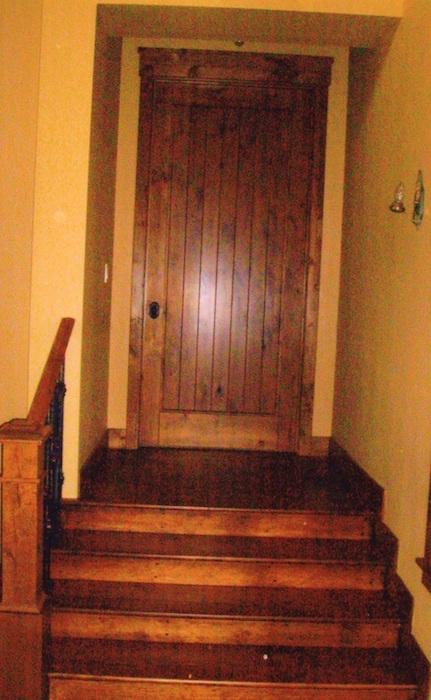 Interior Door Staircase 4