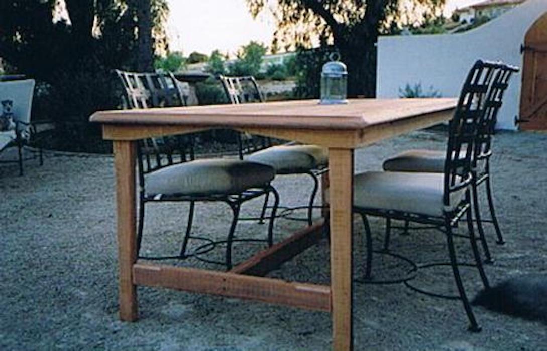 Table Wood Custom Colorado Springs 2
